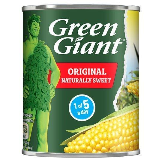 Green Giant Sweet Corn 198g