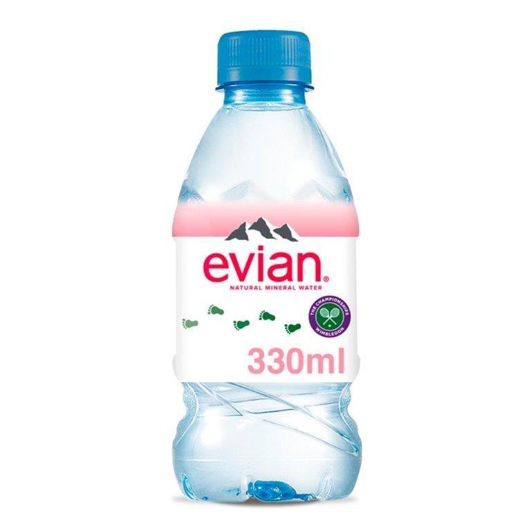 Evian PET 330ml