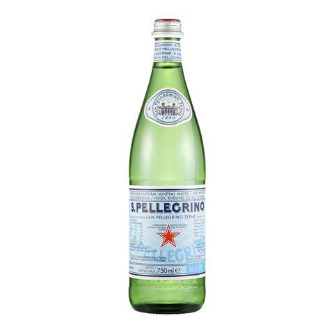 San Pellegrino Natural Sparkling Water PET 50cl (Australian Label)