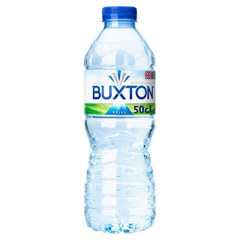 Buxton Still PET 500ml 24 For 20