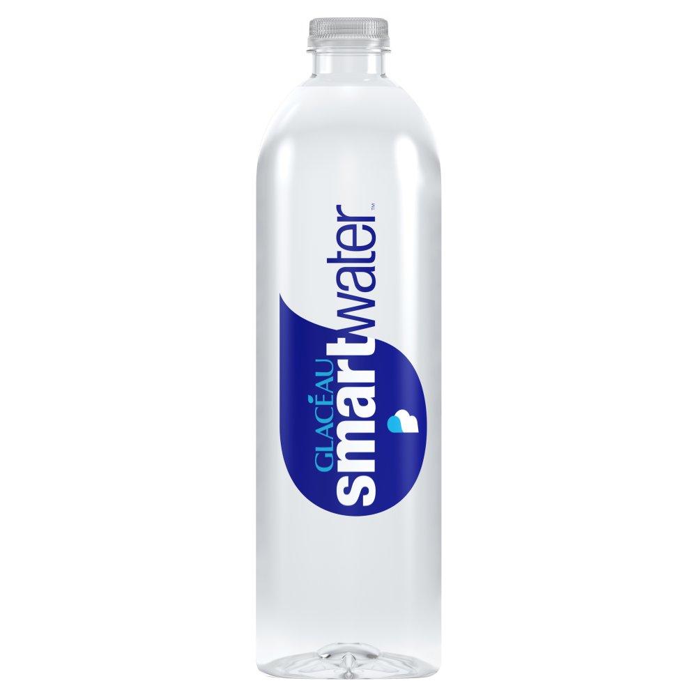 Glaceau Smartwater PET 600ml