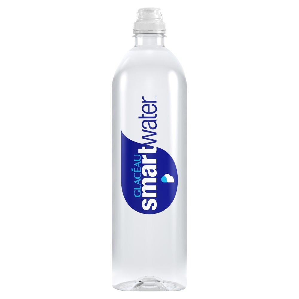 Glaceau Smartwater Sports Cap PET 850ml
