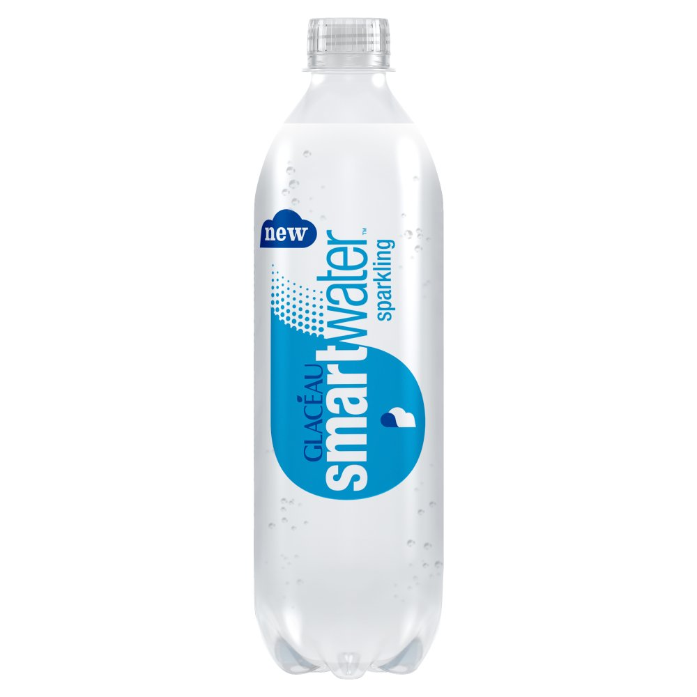 Glaceau Smartwater Sparkling 600ml