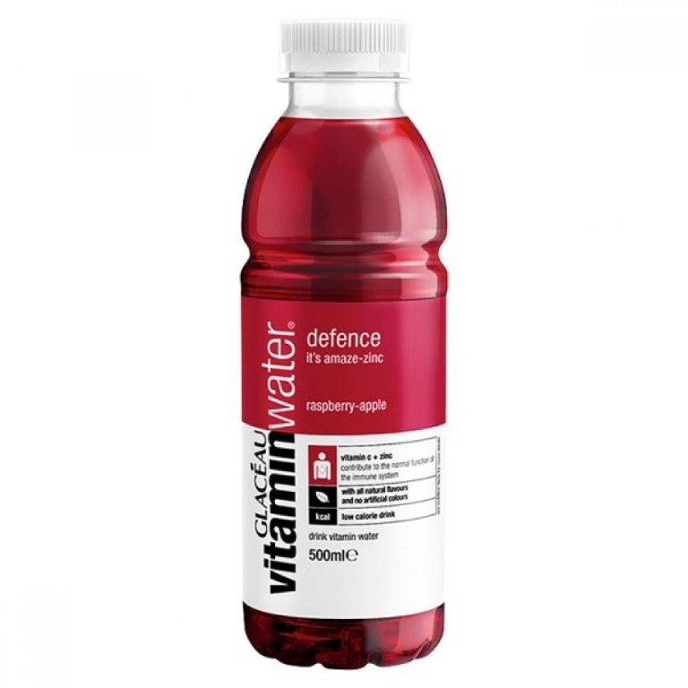 Glaceau Vitamin Water Defence PET 500ml