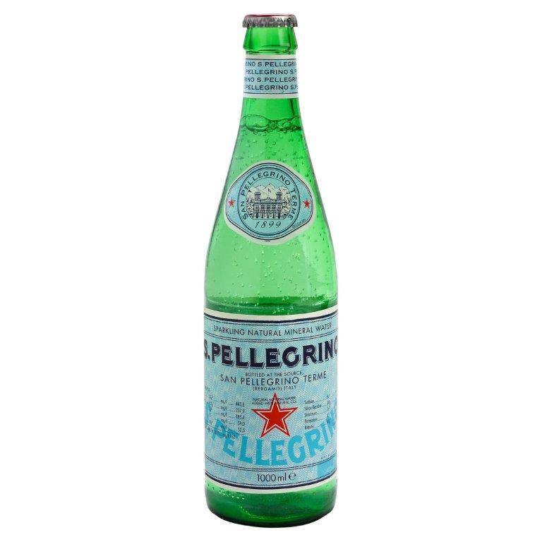San Pellegrino Glass 1L