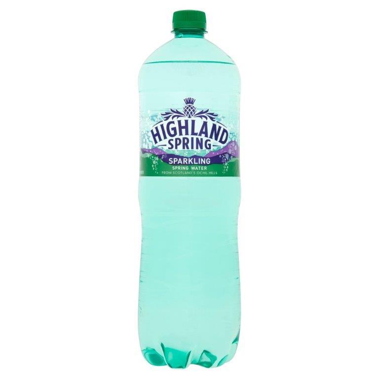 Highland Spring Sparkling PET 1.5L