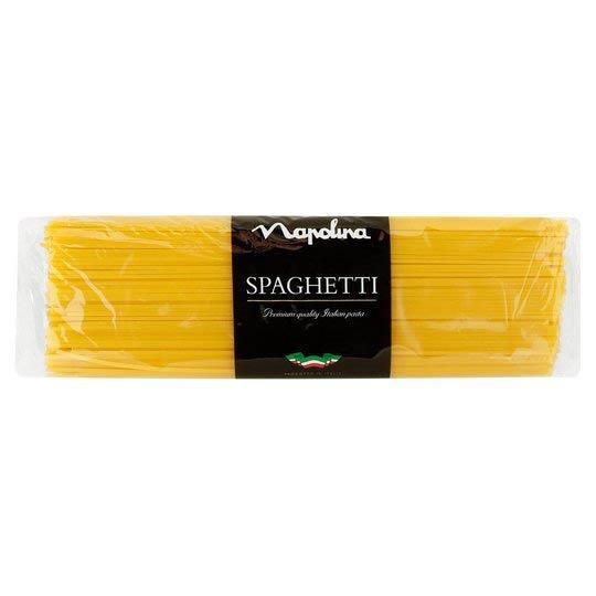 Napolina Spaghetti 12 x 500g