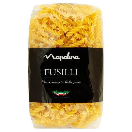 Napolina Fusilli 12 x 500g