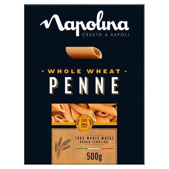 Napolina Wholewheat Penne (Srpw) 500g