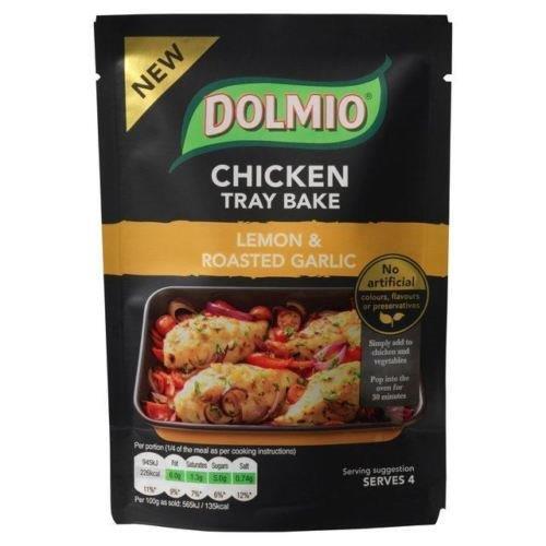 Dolmio Chicken Tray Bake Lemon & Roasted Garlic 150g