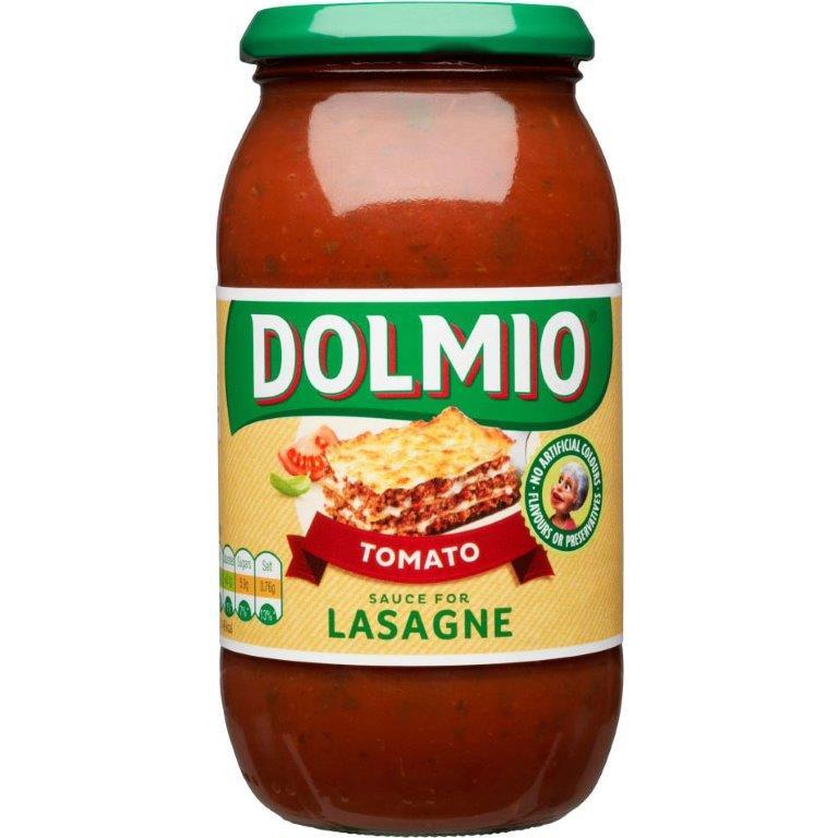Dolmio Lasagne Sauce Original Tomato 500g