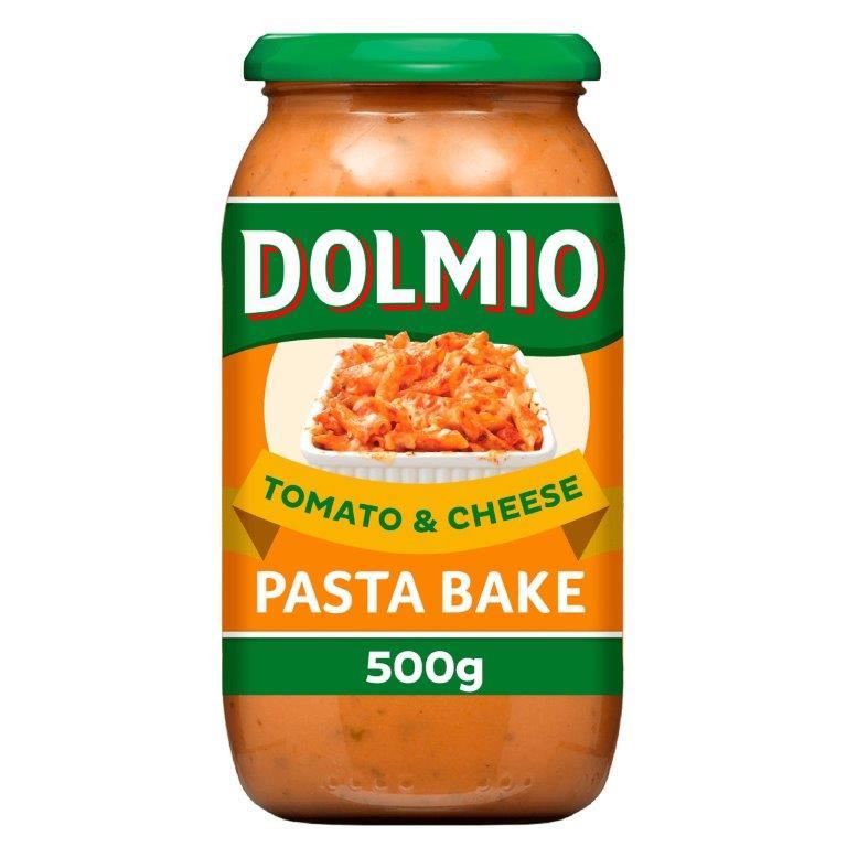 Dolmio Pasta Bake Tomato & Cheese 500g