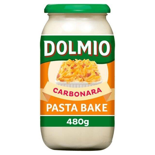 Dolmio Pasta Bake Carbonara 480g