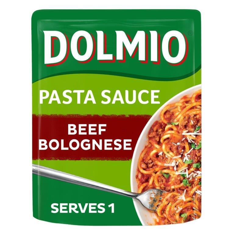 Dolmio Pouch Beef Bolognese Sauce 170g