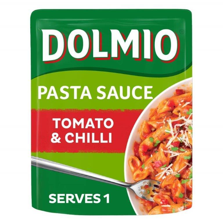 Dolmio Pouch Tomato & Chilli 170g