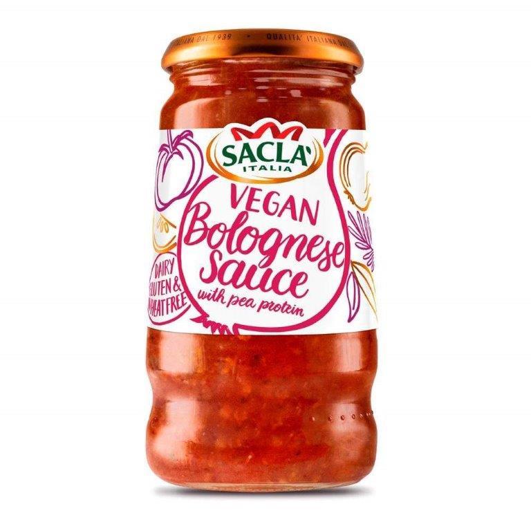 Sacla Vegan Bolognese Sauce 350g