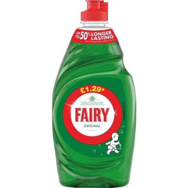 Fairy Liquid Original 433ml PM £1.29